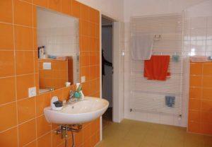 Badezimmer Haus Glockenspitze